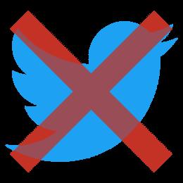 Twitter禁止