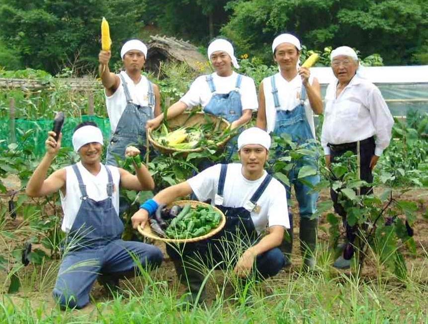 TOKIO 農家